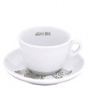 Blaser Lila e Rose - Cappuccino Cup with Saucer