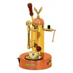 Elektra Micro Casa a Leva Copper & Brass Espresso Coffee Machine