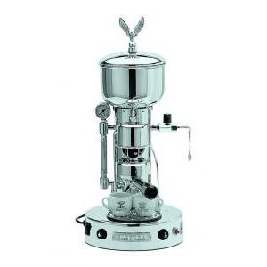 Elektra Micro Casa Semi Automatica Chrome Espresso Coffee Machine