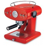 Francis Francis X1 Red Espresso Coffee Machine