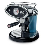 Francis Francis Trio X6 Black Espresso Coffee Machine