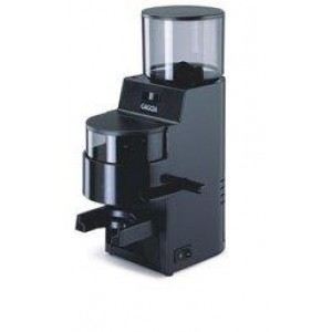 Gaggia MDF Black Coffee Grinder
