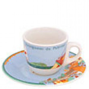 ITI - Espresso Cup with Saucer