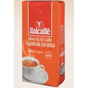 Italcaffe - Gusto e Aroma, 1000g σε κόκκους