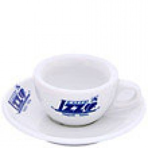 Izzo - Cappuccino Cup with Saucer