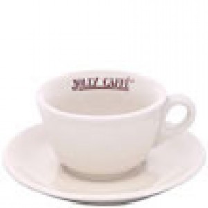 Jolly - Cappuccino Cup with Saucer