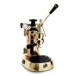 La Pavoni PR Professional Copper-Brass Espresso Coffee Machine