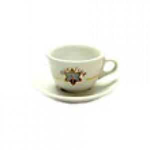 Mocaflor - Espresso Cup with Saucer