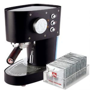 Francis Francis Trio X3 Black Espresso Coffee Machine Demo Unit