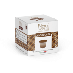 Neronobile - Cioccolata, 10x nespresso συμβατές κάψουλες