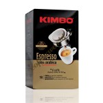 Kimbo - Gold 100% Arabica, 18 ταμπλέτες καφέ