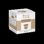 Neronobile - Nocciolino, 10x nespresso συμβατές κάψουλες