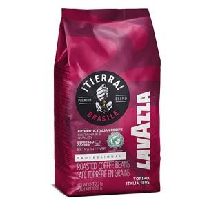 Lavazza - Tierra Brasile Extra Intense, 1000g σε κόκκους