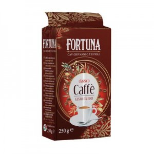 Fortuna - Espresso Classico, 250g αλεσμένος