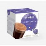 Gimoka dolce gusto cioccolata - 16 Kαψουλες