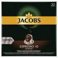 Jacobs - Intenso, 20x nespresso συμβατές κάψουλες