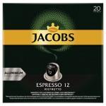 Jacobs - Ristretto, 20x nespresso συμβατές κάψουλες