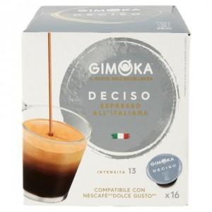 Gimoka Dolce Gusto - Deciso, 16 Κάψουλες