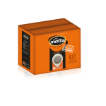 Motta κιτ - 50 τμχ χάρτινες ταμπλέτες καφέ