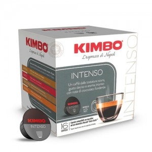 kimbo - Intenso, 16x Dolce Gusto συμβατές