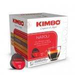 Kimbo - Napoli, 16x Dolce Gusto συμβατές