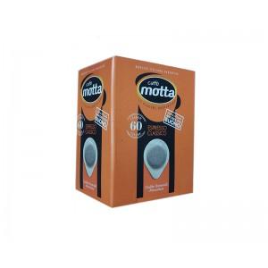 Motta  - 60 τμχ χάρτινες ταμπλέτες καφέ