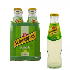 Schweppes - Λεμόνι, 4 x 18cl