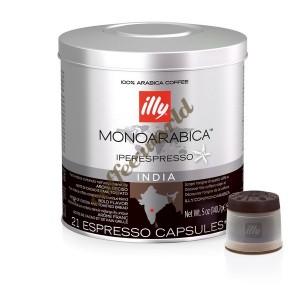 illy - India Monoarabica, 21x iperespresso κάψουλες