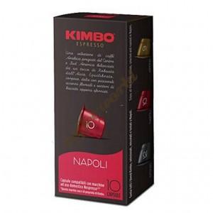 Kimbo - Napoli, 10x nespresso συμβατές