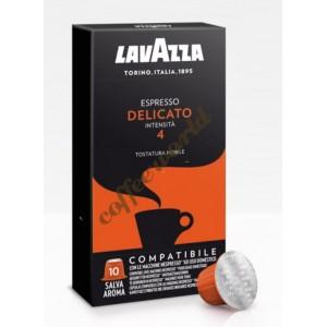 Lavazza - Delicato, 10x nespresso συμβατές κάψουλες