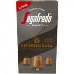 Segafredo - Casa, 10x nespresso συμβατές κάψουλες