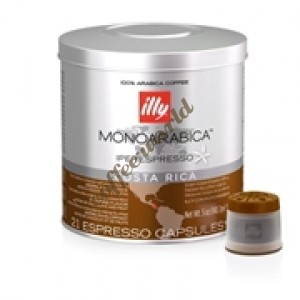 illy - Costa Rica Monoarabica, 21x iperespresso  κάψουλες