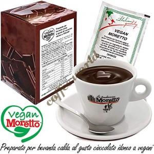 Σοκολάτα Moretto Vegan, 1500g