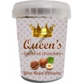 Σοκολάτα Queen's - Hazelnut, 330g