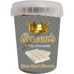 Σοκολάτα Queen's - White, 330g