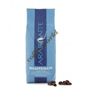 Arabicaffe - Decaffeinato, 1000g σε κόκκους