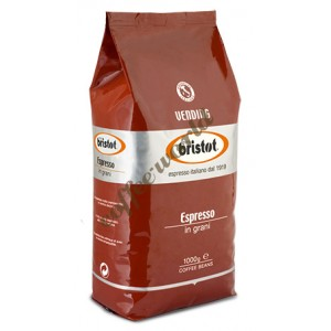 Bristot - Espresso, 1000g σε κόκκους (Vending)