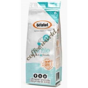 Bristot - Gentile, 250g αλεσμένος