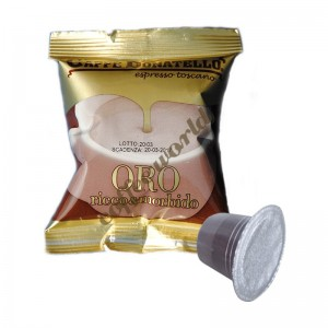 Donatello - Oro, 10x nespresso συμβατές