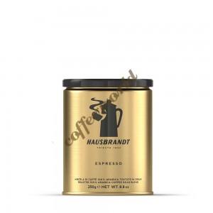 Hausbrandt - Espresso, 250g αλεσμένος