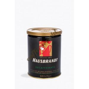 Hausbrandt - Decaffeinated, 250g αλεσμένος