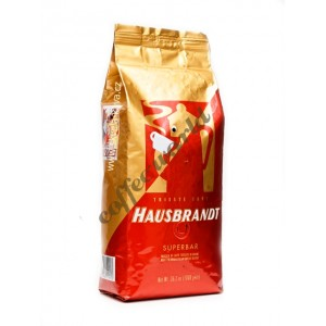 Hausbrandt - Super Bar, 1000g σε κόκκους