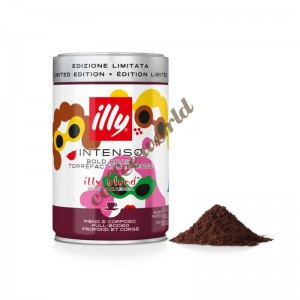illy Intenso - Limited Edition, 250gr ground