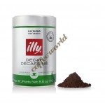 illy - Decaffeinated, 250gr αλεσμένος