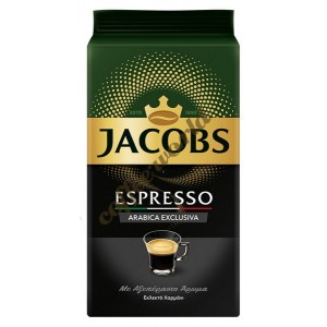 Jacobs - Arabica Excuciva, 250g αλεσμένος