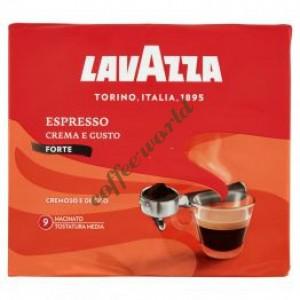 Lavazza - Crema e Gusto  Forte, 2x 250g πολυσυσκευασία