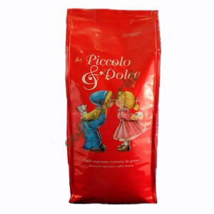 Lucaffe Coffee Espresso - Italiano Piccolo E Dolce, 1000g