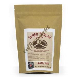 Mokaflor - Super Tuscan 90% Arabica 10% Robusta, 1000g σε κόκκους