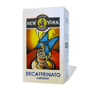 New York - Decaffeinato, 250gr αλεσμένος