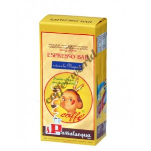 Passalacqua - Miscela Napoli, 1000g σε κόκκους